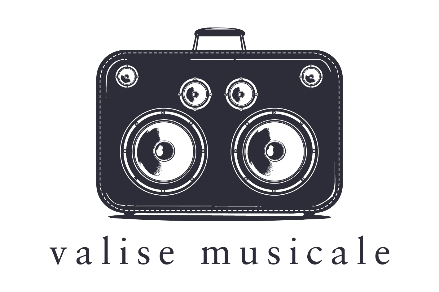enceinte sans fil valise musicale